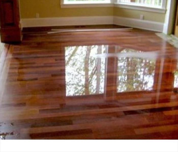 Hardwood Floors Buckling Up: Can Hardwood Floors Be Saved After Water Damage?