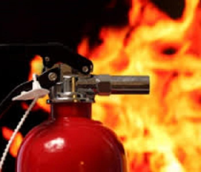 Fire Damage October Fire Prevention Month - What to do if a Fire Starts