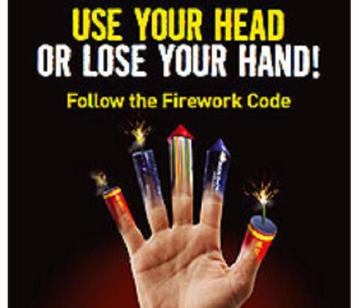 Fire Damage 4th of July Fire Safety Tips