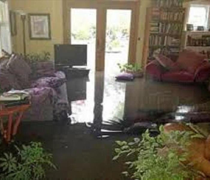 Storm Damage Water and Storm Damage Tips