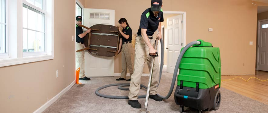 Clifton, NJ residential restoration cleaning